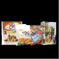 Maamoule large oats + small oats + Maamul Hijazi + Maamul Um Saleh Tink